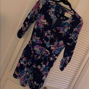"""YUMI KIM """"Liz"""" silk floral romper"""